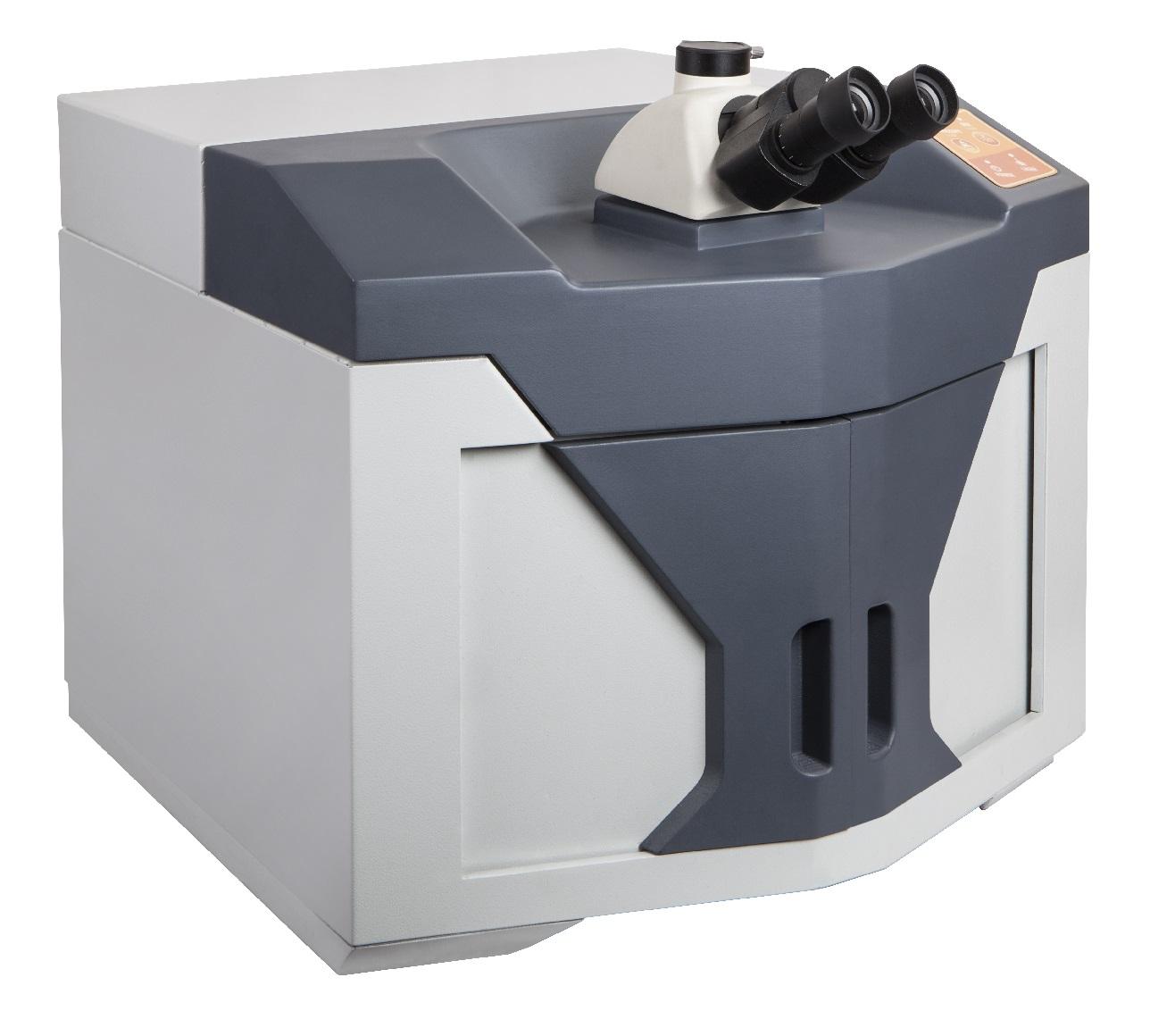 میکروسکوپ رامان تک لیزره