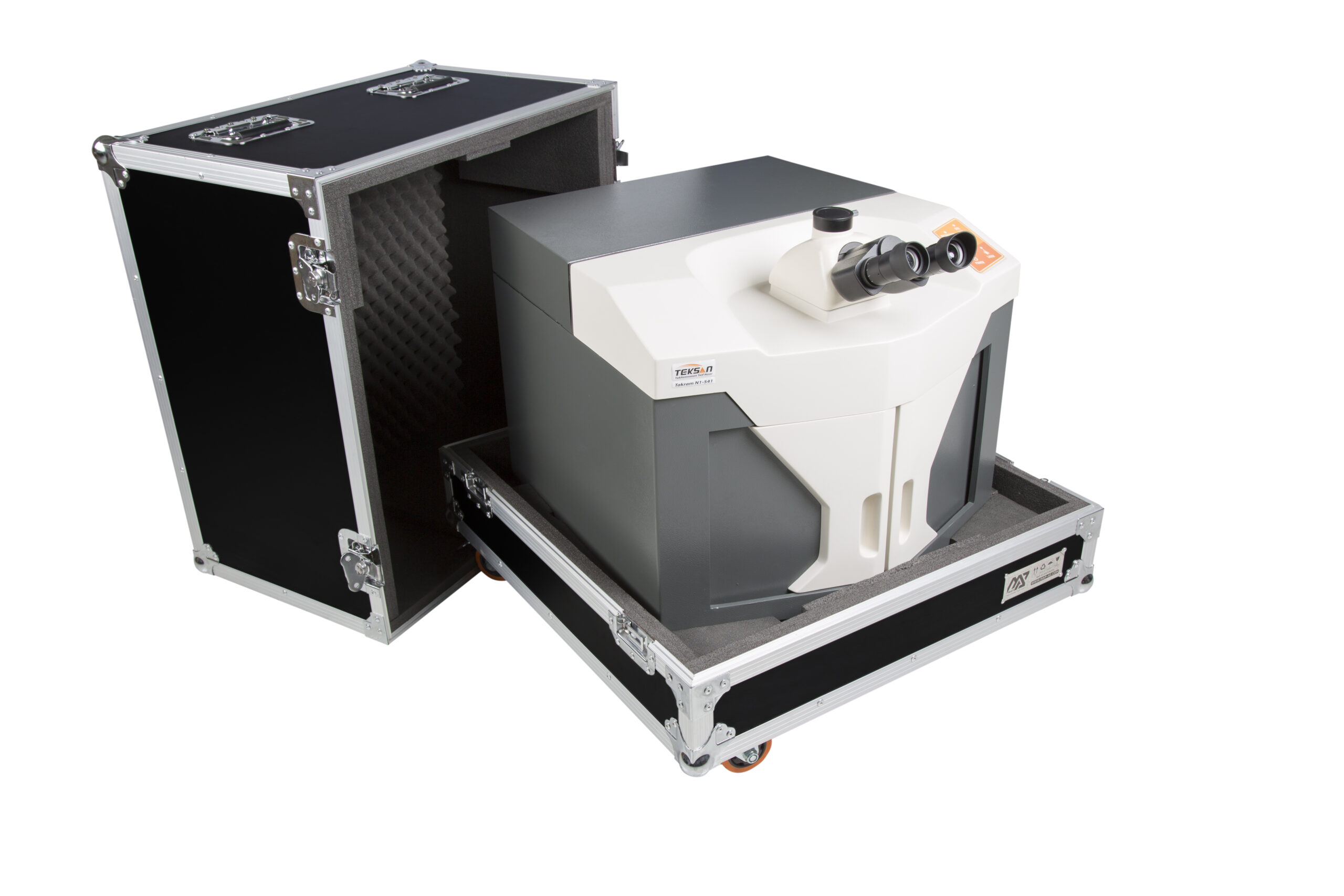 میکروسکوپ رامان 532