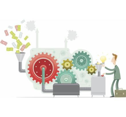 تولید ثروت با علمی کارآمد