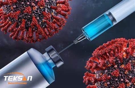 کاربرد طیف سنجی uv/vis در تحقیق واکسن کووید 19