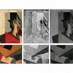 طیف سنجی در نجات نقاشی پیکاسو