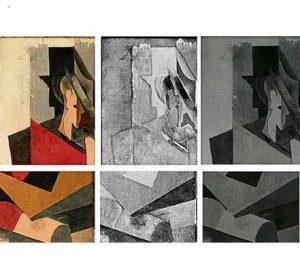 طیف سنجی در آثار هنری
